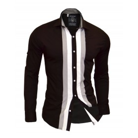 Stylish black shirt  Casual and Formal Shirts