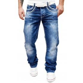Classic cut jeans from Cipo & Baxx