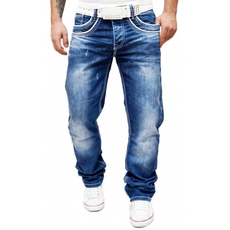 Classic cut jeans from Cipo & Baxx  Jeans and Trousers