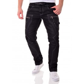 Black Jeans by Cipo & Baxx