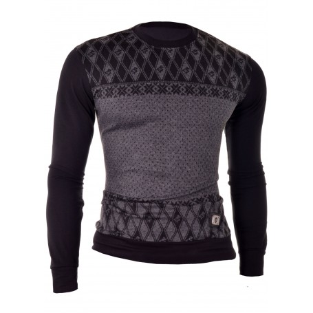 Fairy Isle Pattern Sweater  Sweaters and Cardigans