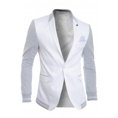 Cipo & Baxx Men's Blazer Jacket Casual Formal Slim Fit Summer college style  Blazers