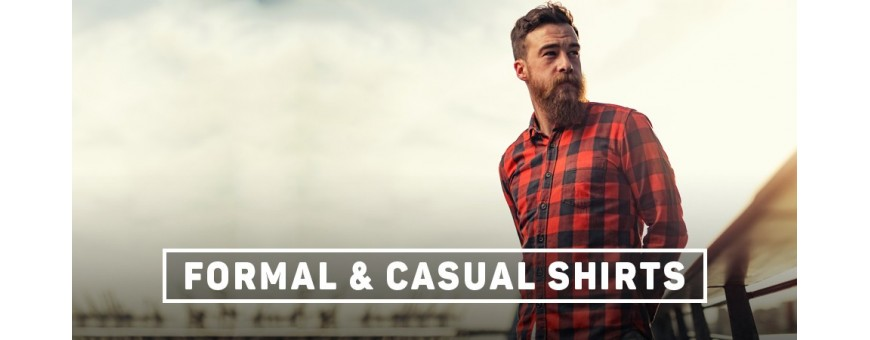 Casual and Formal Shirts