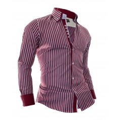 Elegant Striped Shirt  Casual and Formal Shirts