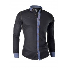 Pierre Martin Shimmering Shirt  Casual and Formal Shirts