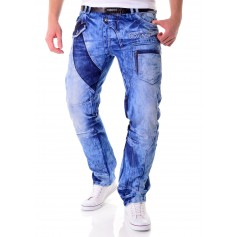 Washed Look Jeans