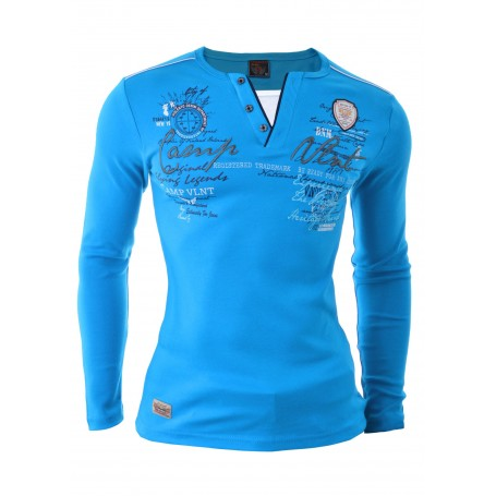 Camp Vent Long Sleeve Top  Long Sleeve Tops