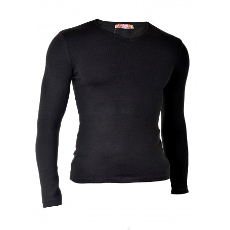 V-Neck Long Sleeve Sweater  Sweaters and Cardigans