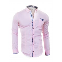 Pink Shirt Cipo & Baxx  Casual and Formal Shirts