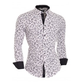 Flower Pattern Shirt  Casual and Formal Shirts