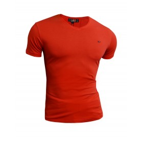 Plain Simple Texture Summer T-Shirt  T Shirts & Polos